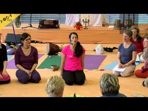 "Yoga Video: Kinderyogastunde mit Rosa Di Gaudio ""Komm, wir gehen ins Yoga-Land"""