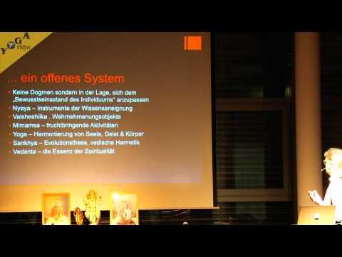 Ayurveda: Sankhya und Vedanta in der Ayurveda Praxis, Vortrag mit Dr. Rhyner