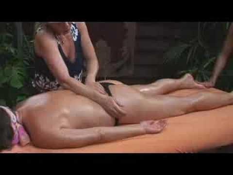 www.sabine-goldbach.de - Hawaiianische Massage - Demo Lomi-Lomi-Massage