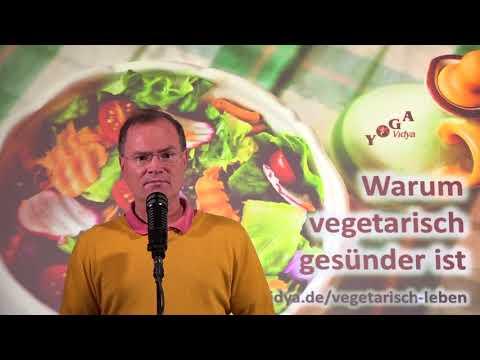 Warum vegetarisch gesünder ist? - Frage an Sukadev