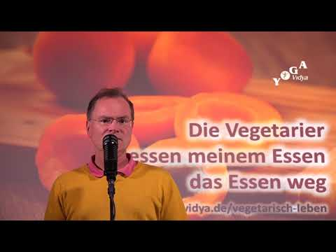 Die Vegetarier essen meinem Essen das Essen weg? - Frage an Sukadev