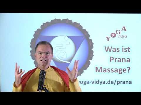 Was ist Prana Massage? - Frage an Sukadev