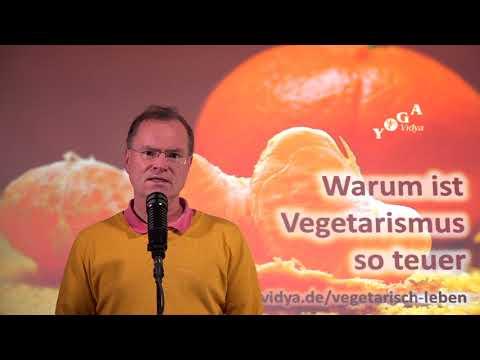 Warum ist Vegetarismus so teuer`? - Frage an Sukadev