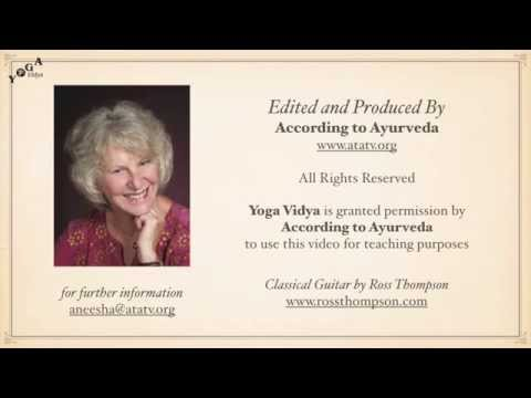 Introduction to Ayurveda and Yoga Lecture Series