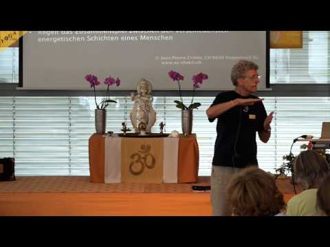 Ayurveda Kongress 2016: Chakra-Therapie mit Jean-Pierre Crittin