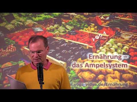 Ernährung - Das Ampelsystem? - Frage an Sukadev
