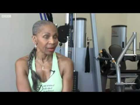 Meet World's oldest female bodybuilder :75-year-old Ernestine Shepherd