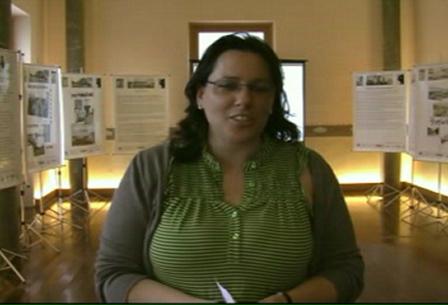 Entrevista com o Sra. Alexandra Grotta, Superintendente de Meio Ambiente - CODESP