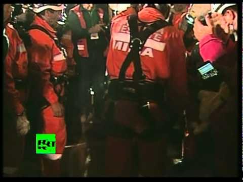 Exitoso Rescate de Mineros Chilenos