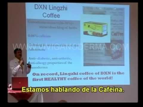 Conferencia para DXN por el Dr. Reginal. (Hablada en Español)