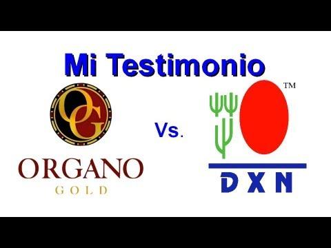 Testimonio  Organo Gold y DXN