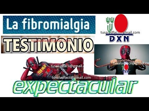 ♛♛Espectacular ♛testimonio fibromialgia ♛♛yHernia Hiato♛♛