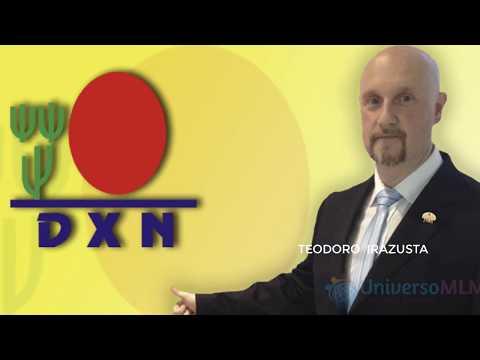 Conferencia Teodoro Irazusta en el III Aniversario de DXN Spain