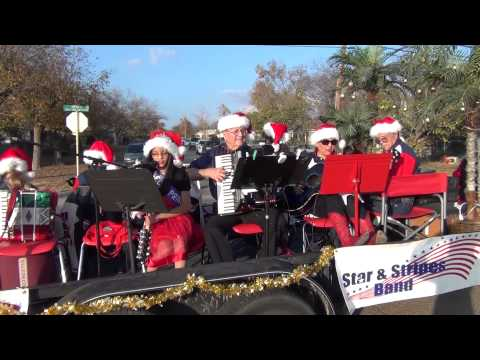 JIngle Bells - Christmas Parade 12/08/12