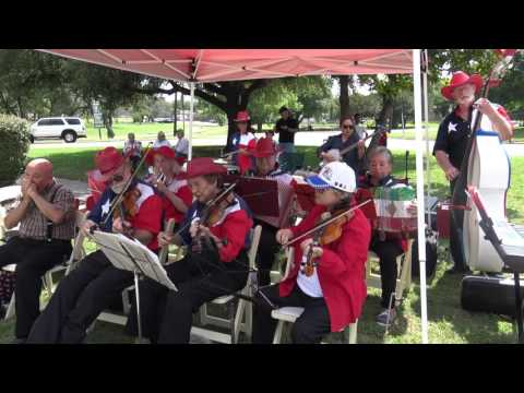 Deep in the Heart of Texas played at a Memorial Day event.