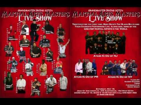 Soke GrandMaster Soto - Martial Arts Masters Live Show
