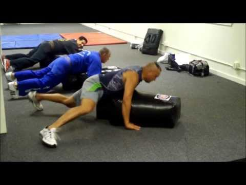 MMA Pound & Ground Drills on Grappling Dummy BY GM.Irving Soto
