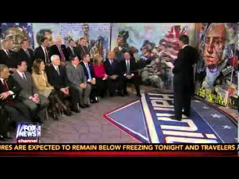 Hannity GOP Focus Panel: Many Members from the House of Representatives