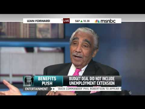 Charlie Rangel Rants About That Heartless Tea Party