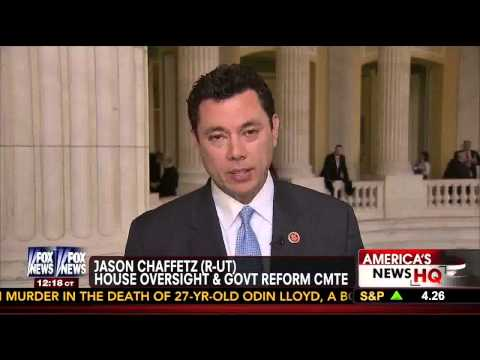 Chaffetz Responds to Lois Lerner Being Recalled to Testify