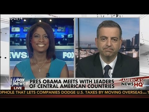 "Deneen Borelli on Obama re: Immigration ""He's Doubling Down on Stupid"""