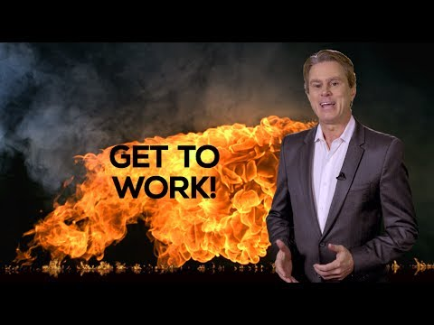 BILL WHITTLE: GET TO WORK!