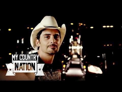 """Brad Paisley - """"Country Nation"""" 
