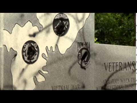 Albany war memorials vandalized Saturday