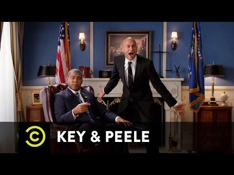 Uncensored - Key & Peele - Obama & Luther - Addressing the Critics