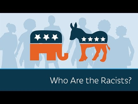 Who Are the Racists: Conservatives or Liberals?