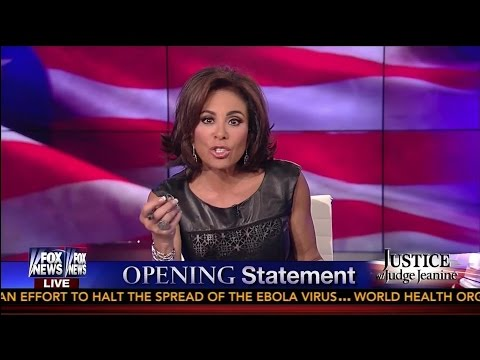 "Jeanine Pirro: ""Batten Down The Hatches"""