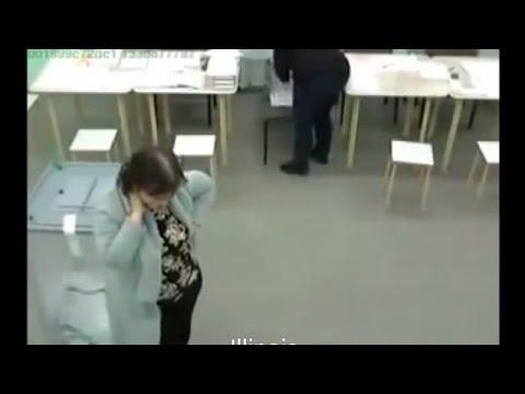 Democrats Busted On Camera Stuffing Ballot Boxes