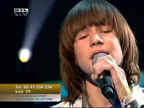 Csillag Születik 3. László Attila - Most élsz - [HD Official Video] - Első középdöntő 2011