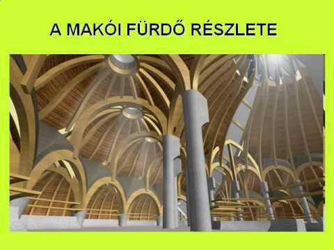Makovecz  Imre munkái