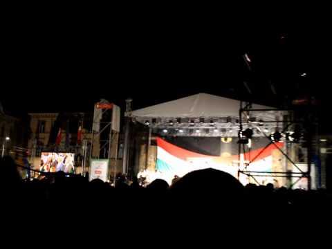 Székely himnusz, Kolozsvár