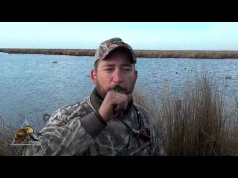 Duck Calling 101 with Kelly Haydel
