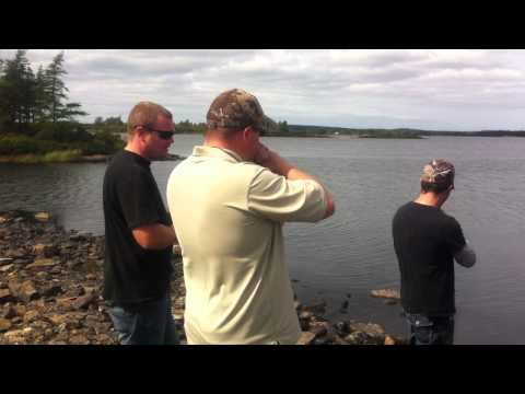 Duck/Goose calling Seminar 2012 (part 1)