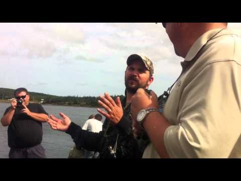 Duck/Goose calling Seminar 2012 (part 2)