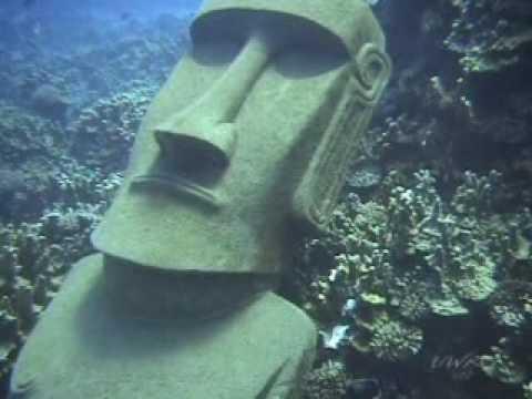 Underwater Rapanui Buceo Isla de Pascua Chile (Parte 2)