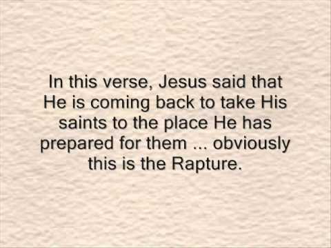 The Rapture And The Tribulation 4/4
