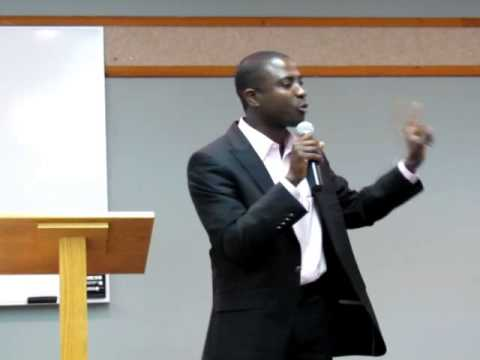 Mighty Man of Valor Part 2 by: Dr. Charles Kazumba