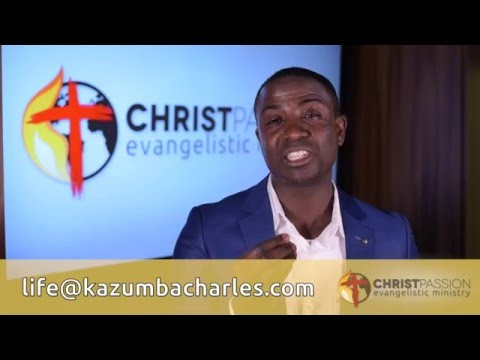 The Weapon Of Forgiveness Prt 2— With Dr. Kazumba Charles