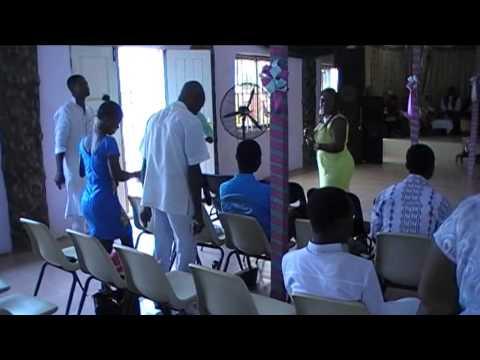 Inaugural Session turned Spirit filled Sermon (Ghana) Part 1