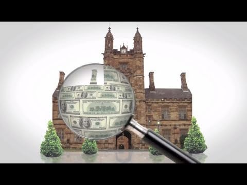 College Conspiracy - The Education Racket