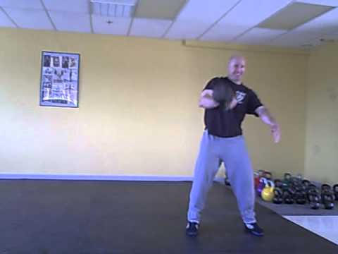 24kg Kettlebell Snatches: 100 Reps