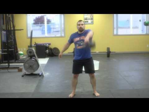 Kettlebell Juggling - Idaho Kettlebell Fitness