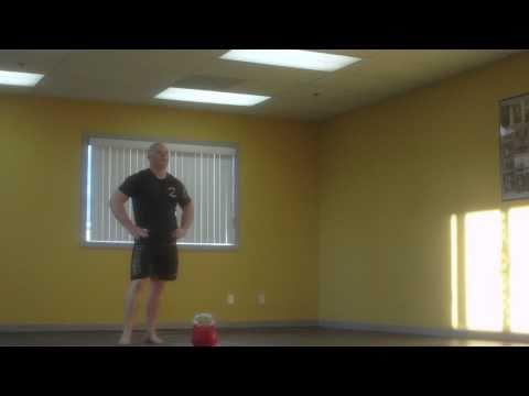 Kettlebell Timed Sets - 32kg. Idaho Kettlebells
