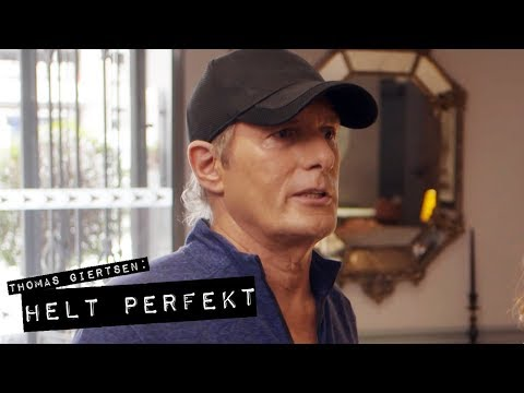 Michael's cameo appearance in   Helt Perfekt   TVNorge