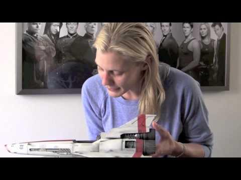 Katee Sackoff talks about Starbucks Viper