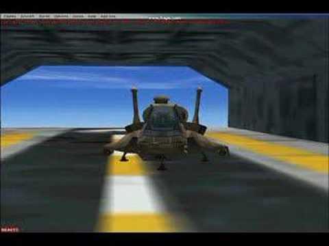 CDF Air Wing Colonial Raptor
